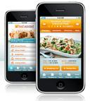 Kraft iFood app for iPhone