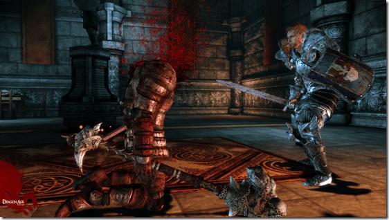 Dragon Age: Origins | Brutal Combat