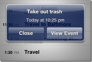 iphone reminder