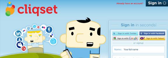 Cliqset ♥'s Evernote, Twitter, Google Buzz | 40Tech