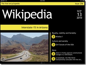 Discover for iPad screenshot 2