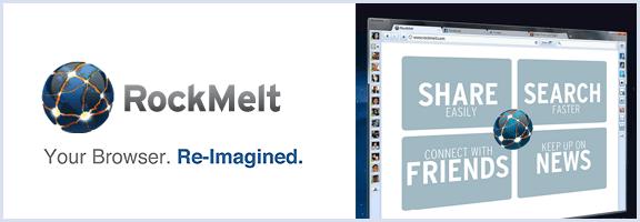 RockMelt | Social Browser for Google Chrome