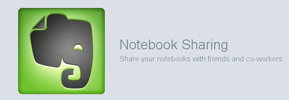 Evernote Pre-release Enables Notebook Sharing from Desktop [Windows] | 40Tech