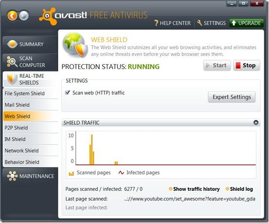Free Antivirus Software | Avast!