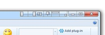 chameleon window manager buttons