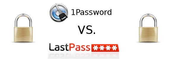 LastPass vs. 1Password