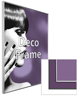 Deco Frame with Print