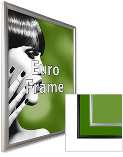 Euro Frame with Print