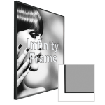 Framed Substrate Print Infinity