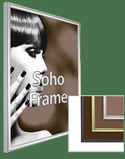 Soho Frame with Print