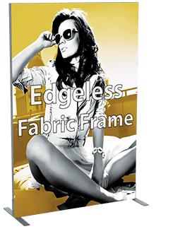 Edgeless Fabric Frame