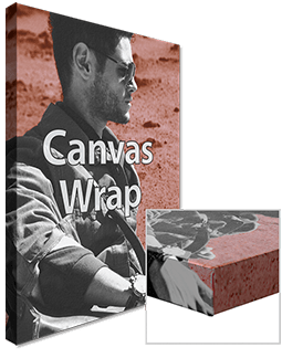 Wrapped Canvas Print