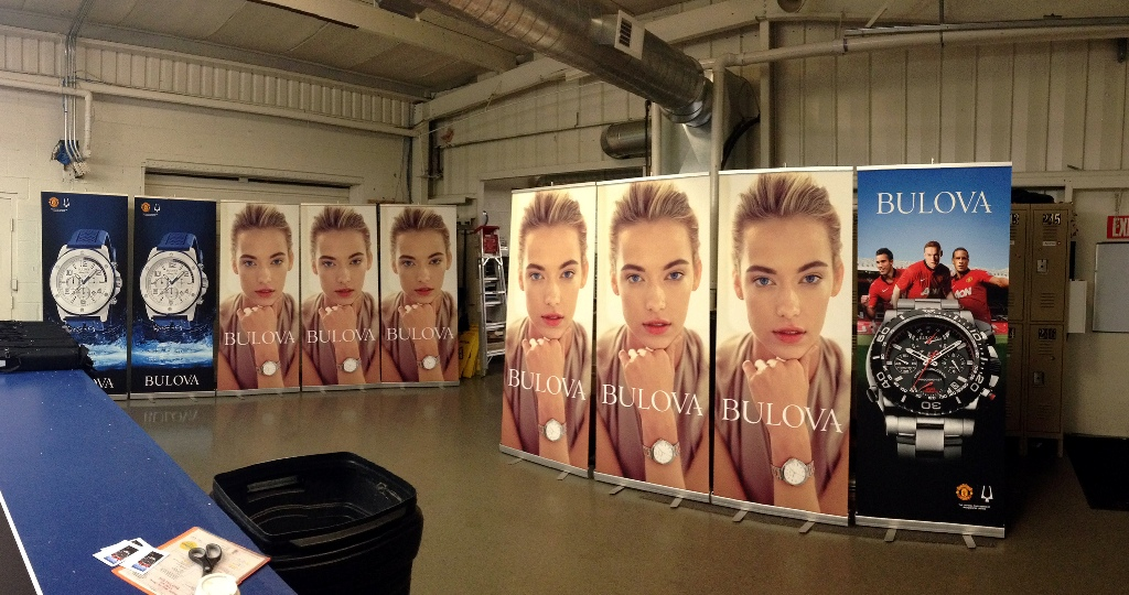 banner stands, best banner stands, printed, stay-flat