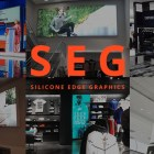 SEG printing fabric dyesub frameless frames applications edgeless