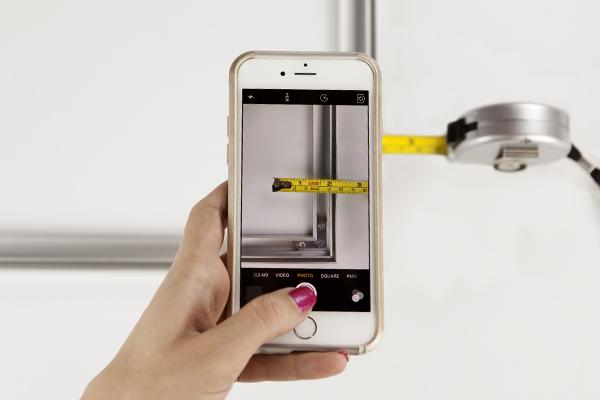 Silicone Edge Graphic Frame Measurement Send us a Photo