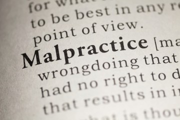 Malpractice Definition Synder Law Group LLC
