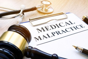 medical malpractice attorney in pikesville