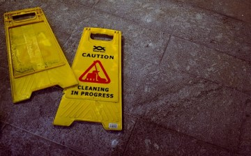 Slip and Fall Accidents: Facts and Statistics