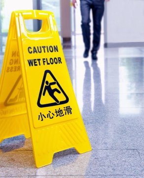 slip and fall snyder law group