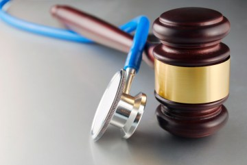 snyder law group medical malpractice lawyer in Towson