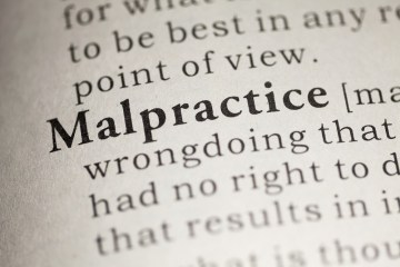 snyder law group medical malpractice attorney in Lutherville