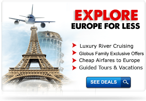 Discount travel packages