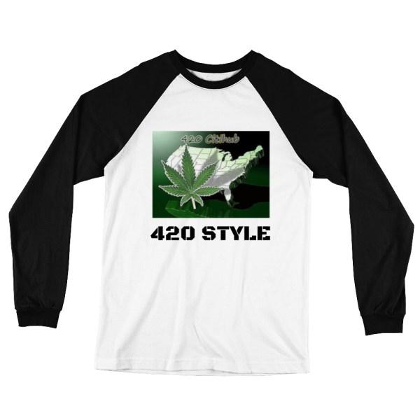 Long Sleeve Baseball T-Shirt