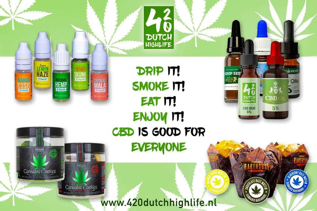 CBD producten