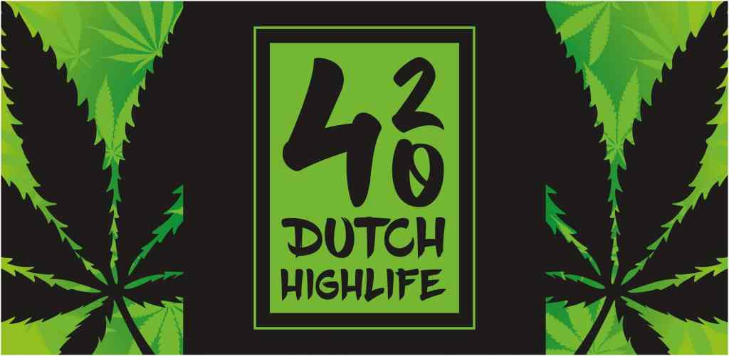 420 Dutch Highlife logo