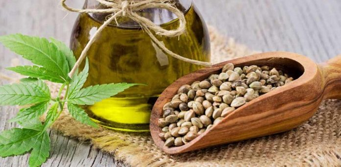 CBD Oil in a Jar - Why the use of CBD oil is growing in popularity