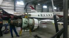 Jet Engine Hoist/Lift/Crane