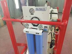 Reverse Osmosis Jet Cleaning System