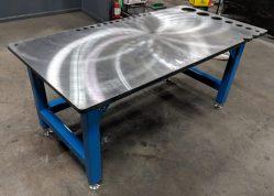 TIG Welding Table