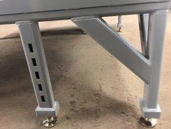 Aerospace Repair Blower Stand