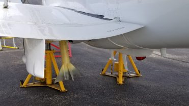 Static Display Wing Mount