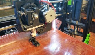 3D Printed Automotive Mounting Fixture