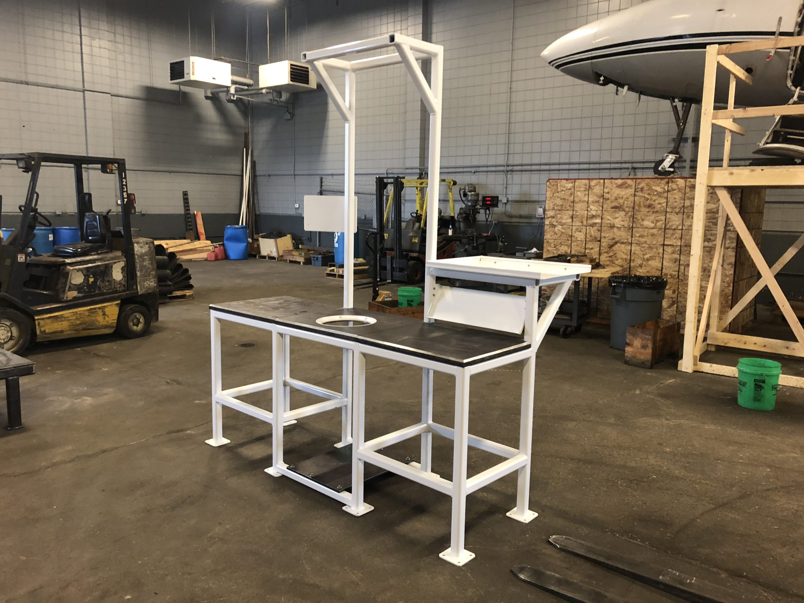 Wheel Hub Assembly Stand