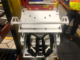 Automotive Bezel Press