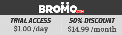 Exclusive offer from Bromo