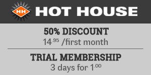 50% OFF at Hot House