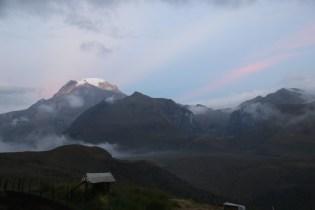El Nevado de Tolima.