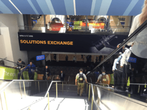 VMWorld 2015 Solutions Exchange