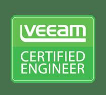 Veeam Certified Engineer