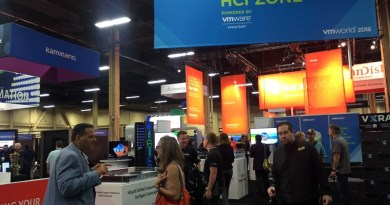 VMworld Solutions Exchange