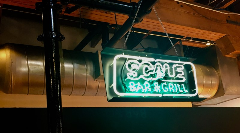 Scale Computing Bar & Grill