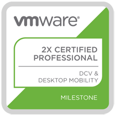 VMware Certified Professional 6 - Data Center Virtualization; VMware Certified Professional 7 - Desktop & Mobility
