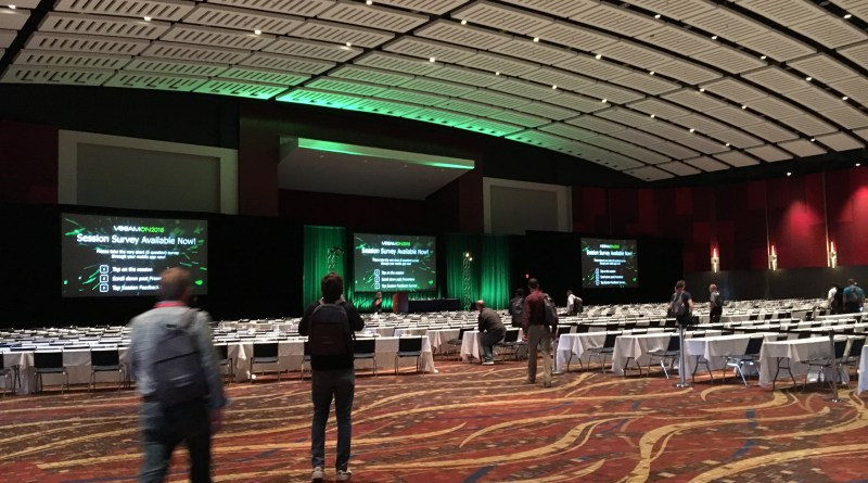 VeeamON 2018 - N2WS Session Open