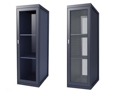 42u rack dimensions cabinet size