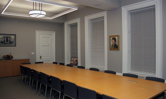 Kaye Room Conference Table