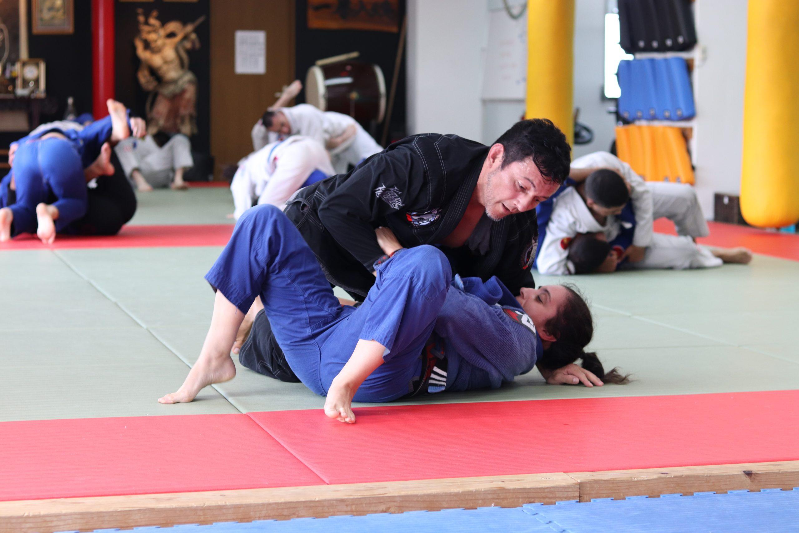 Ways of Practicing Jiu-Jitsu at Home